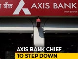 Video: Axis Bank CEO Shikha Sharma Seeks To Shorten Next Term