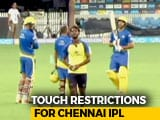 Video : 4,000 Cops At Chennai Stadium Today Amid Cauvery Protesters' IPL Threat