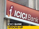 Video : ICICI Bank Shares Jump