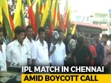 Video : 4,000 Cops At Chennai Stadium As Anti-IPL Protests Escalate