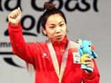 Mirabai, Sanchita Set Up Indias Golden Run In CWG Weightlifting