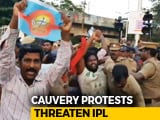 "Video : ""Scrap IPL For Cauvery"": Do Cricket And Politics Go Together?"