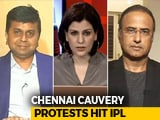 Video : IPL Loser In Centre vs State Match?