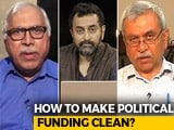 Video: <i>Swachh</i> Political Funding: Is It Possible?