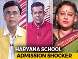Video : 'Parents In Unclean Occupation?' Haryana Students Asked: Invasion Of Privacy?