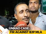 Video : Midnight Drama At Cop's House Over Unnao Rape, Kuldeep Sengar Shows Up