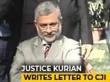 """Video : Supreme Court's """"Very Life"""" Under Threat, Judge Writes To Chief Justice"""