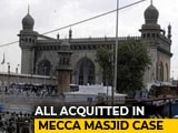 Video : All Accused Including Swami Aseemanand Acquitted In Mecca Masjid Blast