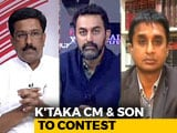 Video : Karnataka Polls: Congress Family Combos And Return Of The Reddy Brothers