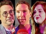 Video : Avengers Assemble In Singapore