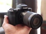 Video : Canon EOS M50 Mirrorless Camera With Interchangeable Lens First Look