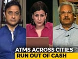 Video : ATMs Run Dry: Where's The Cash?
