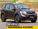 Mahindra XUV500 Facelift Review