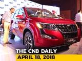 Video: Mahindra XUV500 Facelift, 2018 Bajaj Pulsar 150 & VW's Pikes Peak Challenger