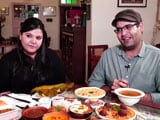 Video : Feeding Frenzy With Kainaz And Rahul