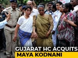 Video : 2002 Gujarat Riots: Maya Kodnani acquitted in Naroda Patiya massacre case