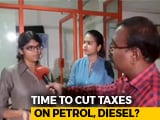 Video : Time For Tax Cut To Ease Fuel Price Spike?