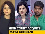 Video : Naroda Patiya Riots Case: Gujarat High Court Acquits Maya Kodnani