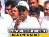 Video: On The Campaign Trail With Siddaramaiah