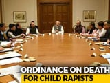 "Video : ""Death For Rape Of Children Below 12"": Government Clears Executive Order"