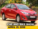 Video : Toyota Yaris, Porsche At BIC, Mahindra Genze