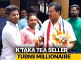 Video : Tea Seller-Turned-Millionaire Contesting Karnataka Polls As Independent