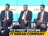 Video : TCS Hits $100 Billion Milestone, Trumps Accenture In Market Value