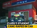 Video : Teen, Allegedly Offered A Ride By Classmate, Gang-Raped In Moving Car Near Delhi