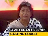 Video : At Least Film Industry Gives Work: Saroj Khan's Shocker On Casting Couch