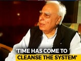 Video : Rejection Of Impeachment Motion Against Chief Justice Is Illegal: Kapil Sibal to NDTV