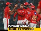 IPL 2018: Punjab Stun Delhi, Gambhir