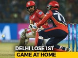 Video : IPL 2018: Punjab Edge Delhi In Thriller At Kotla