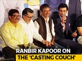 Video : 'Never Faced It': Ranbir Kapoor Jokes About Casting Couch