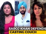 Video : Saroj Khan Defends Casting Couch: Time To Expose India's Weinsteins?