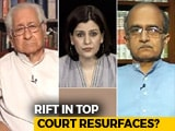 Video: Judges Row Continues In Supreme Court?