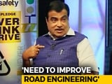 Video: Priority Is To Save Lives Of 1.5 Lakh People Who Die In Road Accidents Every Year: Nitin Gadkari
