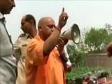 Video : 'Stop This <i>Nautanki</i>': Yogi Adityanath To Protesters After 13 Children Dead In Accident