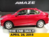 Video : Ford Freestyle Launched, Honda Amaze Launch Date, Ducati Monster 821 Launch