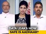 Video: New Leaks, New Controversies: How Safe Is Your Aadhaar Data?
