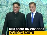 Video : North Korea's Kim Steps Across Border For Historic Korea Summit