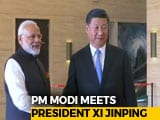 "Video : Next ""Informal"" Meet In India, PM Invites China's Xi Jinping"