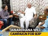 "Video : ""It'll Help BJP"": Yeddyurappa On Mining Kingpin Campaigning In Karnataka"