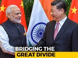 "Video : ""Milestone In Relations,"" Says China On PM Modi, Xi Jinping Meet"