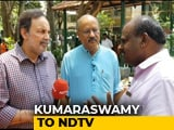 "Video: ""Going With BJP Wasn't A Mistake, But…"": HD Kumaraswamy On Karnataka Polls"