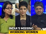 Video: India's Gaping Gender Gap: Same Work, Less Pay?