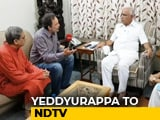"Video: ""It's A Crucial Time"": Yeddyurappa On Janardhana Reddy Campaigning For BJP"