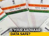 Video : Despite Laws, No Action Against Government Agencies Displaying Aadhaar Data