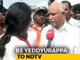 Video: Will Take Oath On 17th Or 18th, Depending On PM, Forecasts BS Yeddyurappa