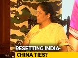 "Video: ""Doklam Resolution Showed India's Maturity"": Defence Minister To NDTV"
