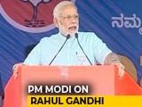 Video: On Rahul Gandhi's 15-Minute Parliament Face-Off Dare, PM Modi's Comeback